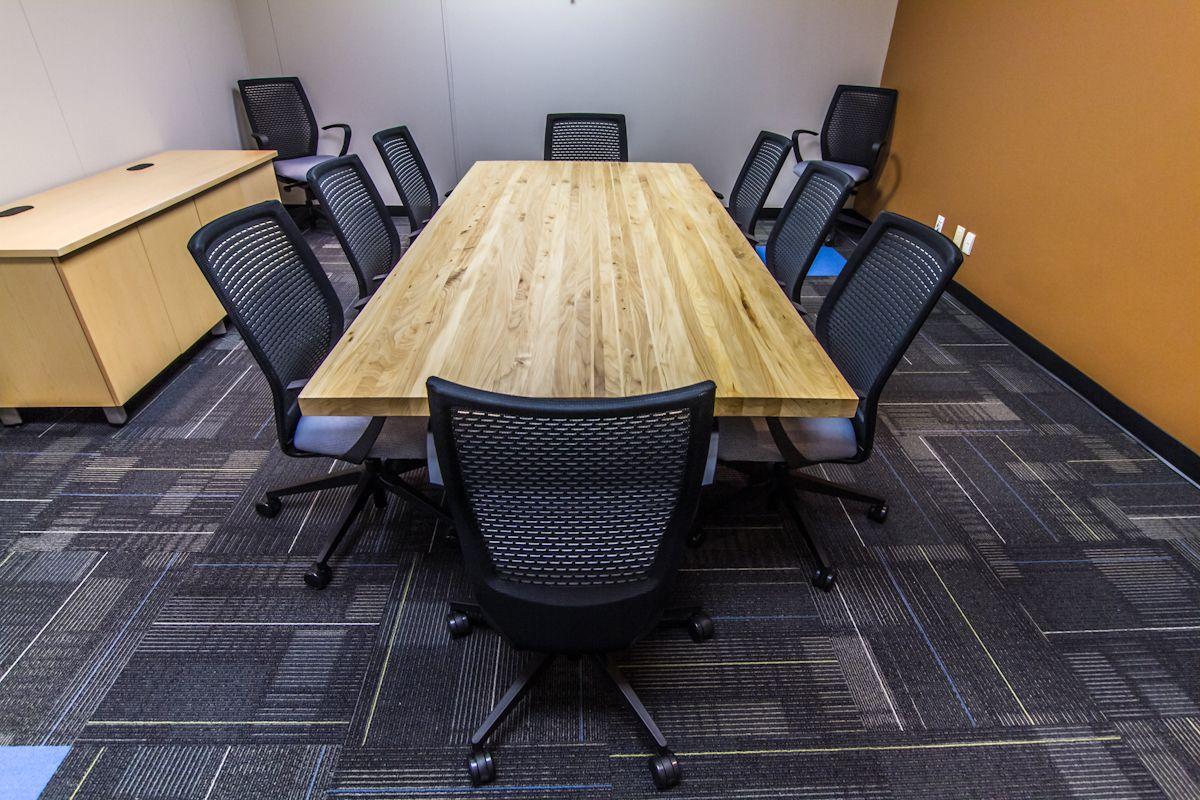 City of Winnipeg Boardroom Tables 8' x 4' x 1.5