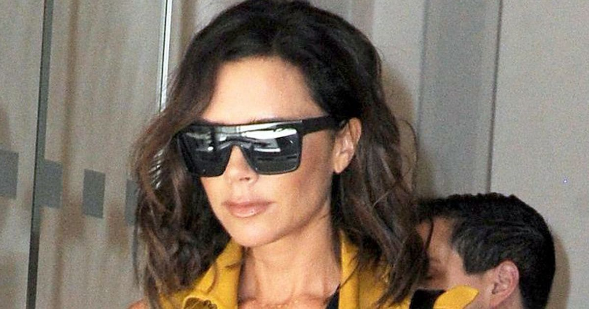 Is there nothing she can't do? Victoria Beckham announces