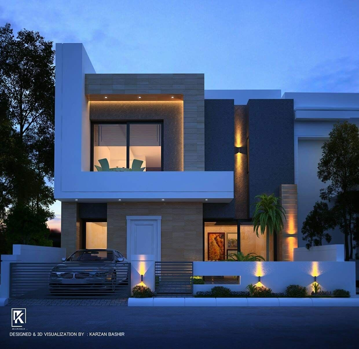 Houzz Home Design Ideas: Pin By Dwarkadhish&Co. On Elevation-2