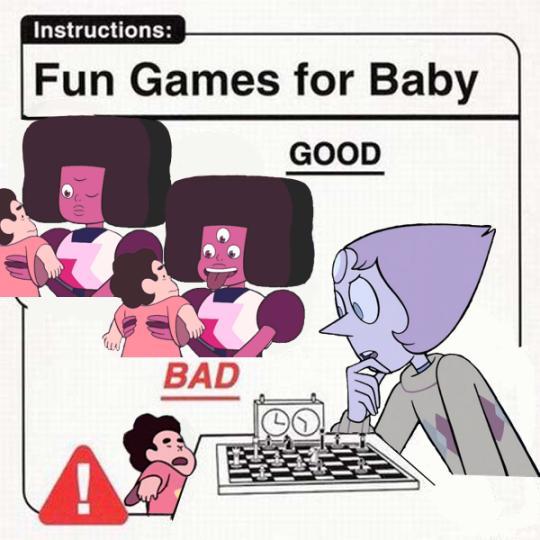a good baby steven joke