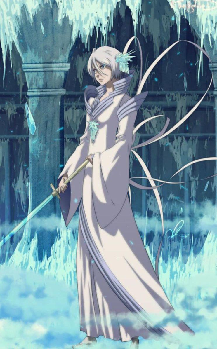Rukia Bankai Sword