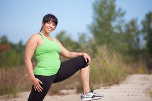 Being moderately overweight might lower your risk of death: study