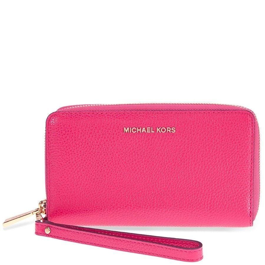 1c22facfaf71 Michael Michael Kors Mercer Flat Multi Function Phone Case Ultra ...