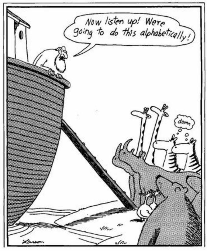 The Far Side Is Back!