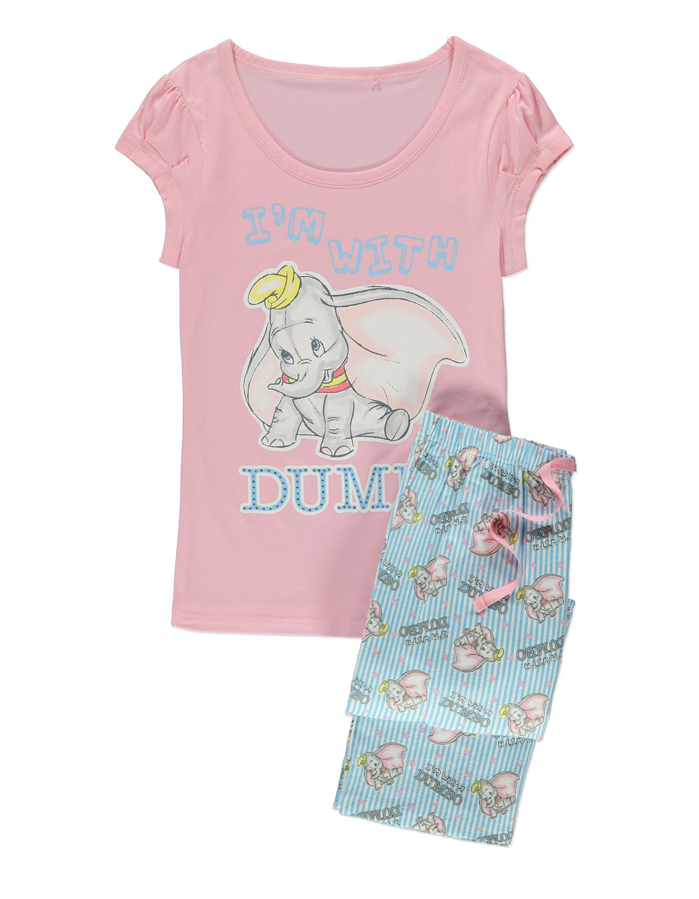 Dumbo Pyjamas At George Asda Direct License Pinterest