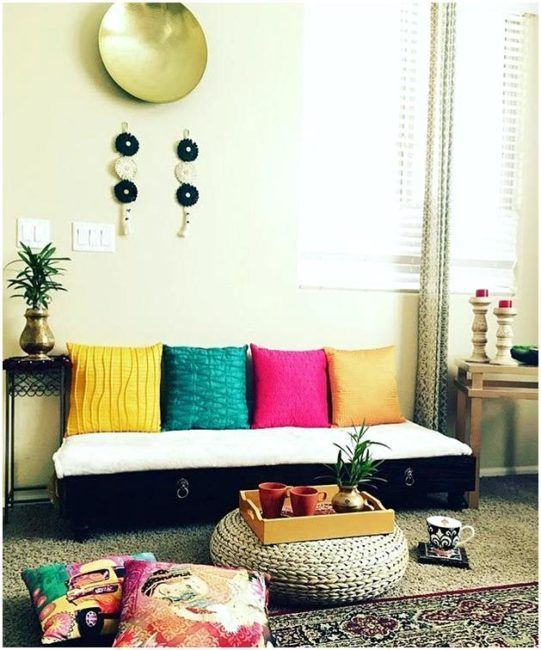 Home decor ideas india indianhomedecor also sweet indian rh pinterest