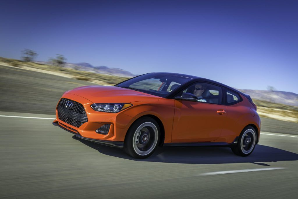 2019 Hyundai Veloster Turbo 0 60 Specs and Review Car