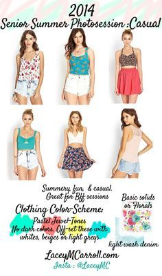 Summer fashions for teenagers 35