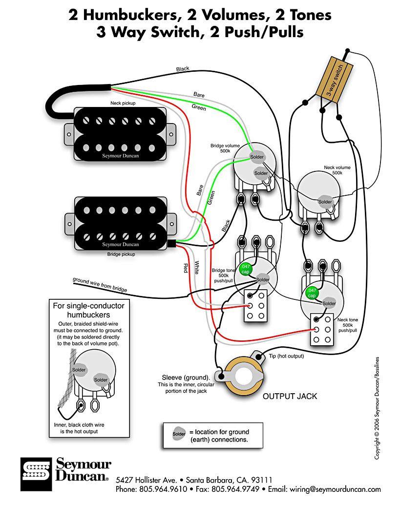 Wiring Diagram | Music | Guitar pickups, Guitar diy, Music