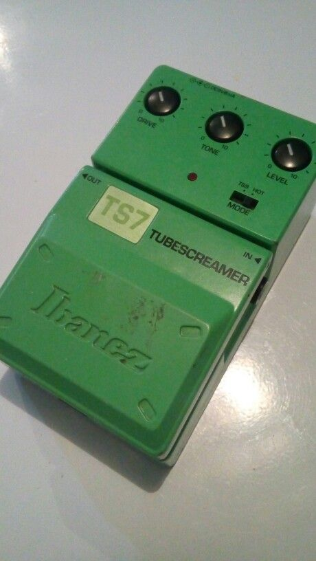 Ibanez Tube Screamer TS-7 - R$ 250,00 | Tube Screamers    in