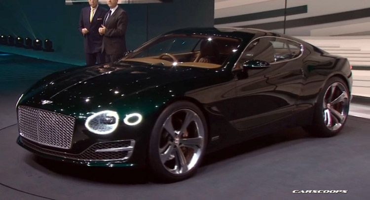 Bentley S New Exp 10 Sd 6 Sports Coupe Concept Hints At Series Updated