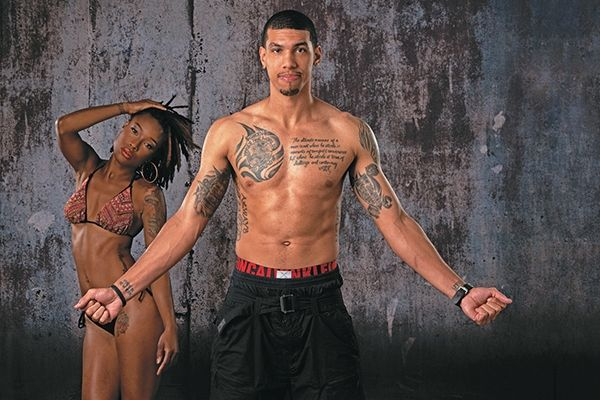 Danny Green Nba And Model Via Urban Ink Tattoo Website Professional Art People