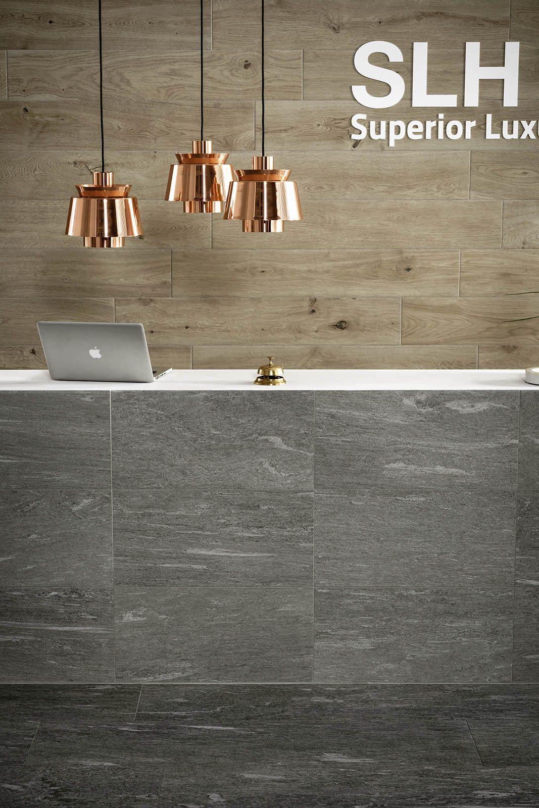Marazzi #Mystone Pietra Di Vals Greige 30x120 cm ML7D | #Keramik ...
