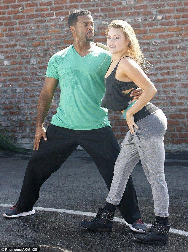 Alfonso ribeiro celebrity duets dance studio