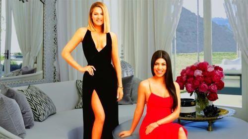 Khloe Kardashian House #khloekardashianhouse Rich @ Famous Estate!! Behind the Scenes at Kourtney and Khloé Kardashian's New Calabasas Houses on video.architecturaldigest.com #khloekardashian