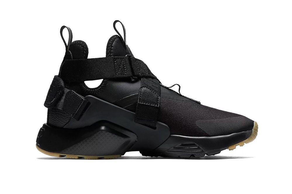 super popular 2dd73 767e8 Image result for huaraches black 2018 | Nike | Huaraches ...