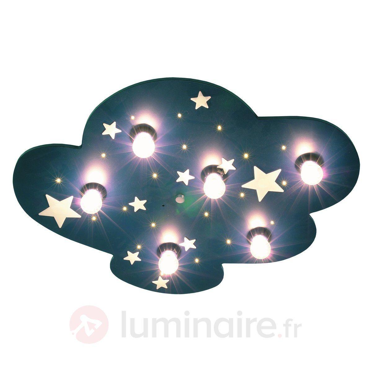 Plafonnier NUAGE XXL fluorescent en 2019  Chambre denfant et bb  Plafonnier Chambre enfant