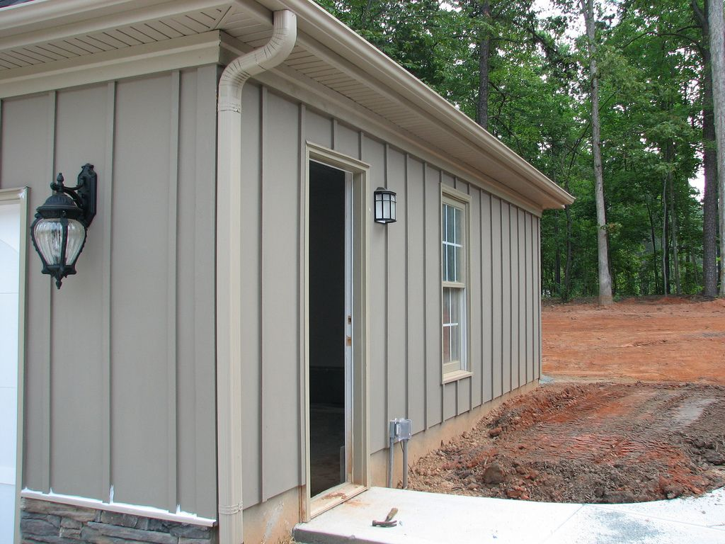 How To Set Up Board And Batten Or Exterior Siding Exterior