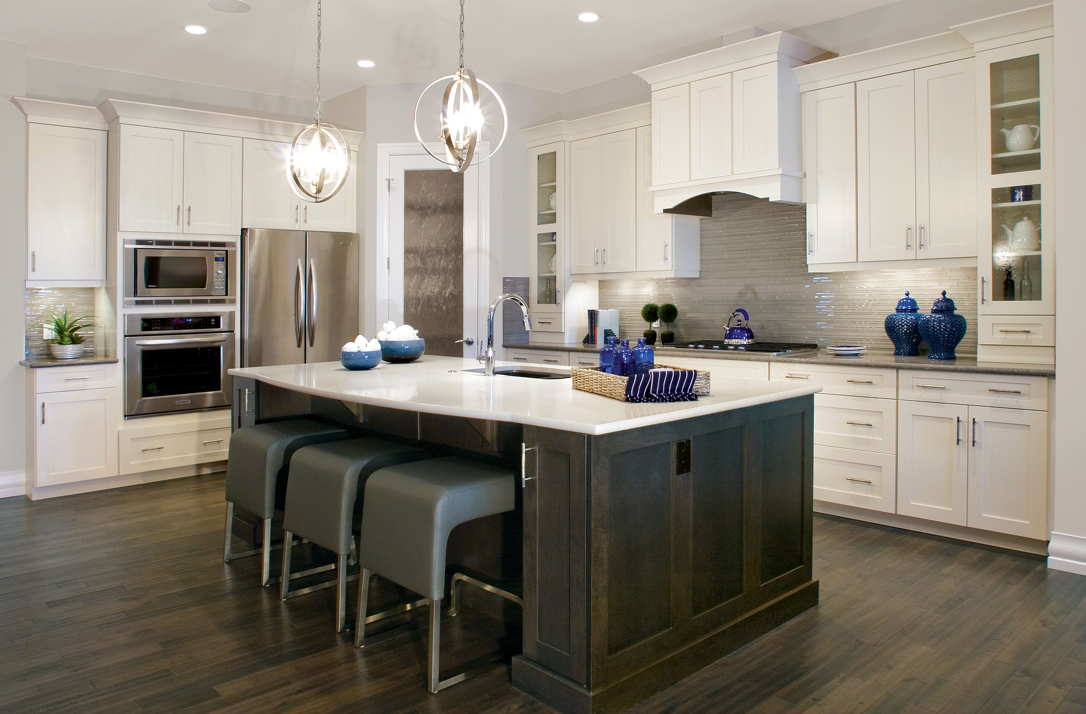 Kitchen cabinets for less nj - Huntwood Kitchen For Calbridge Homes In Alberta