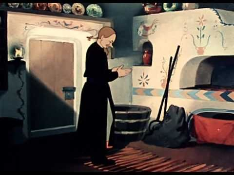 The Night Before Christmas 1951 Russian Animation With Subtitles Russian Cartoons The Night Before Christmas Classic Christmas