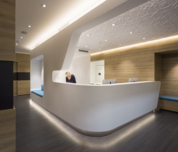 CLINIC DESIGN! A & R Plastic Surgery By BASE Architecture