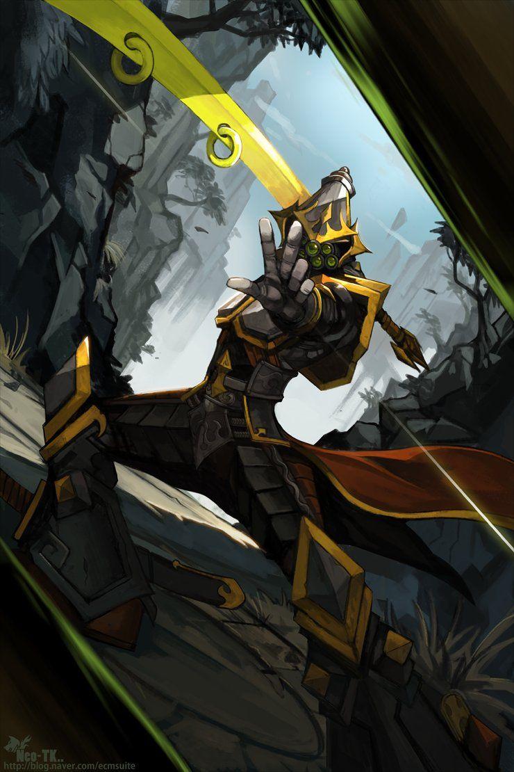 Master Yi Wallpaper Legais League Of Legends Lendas