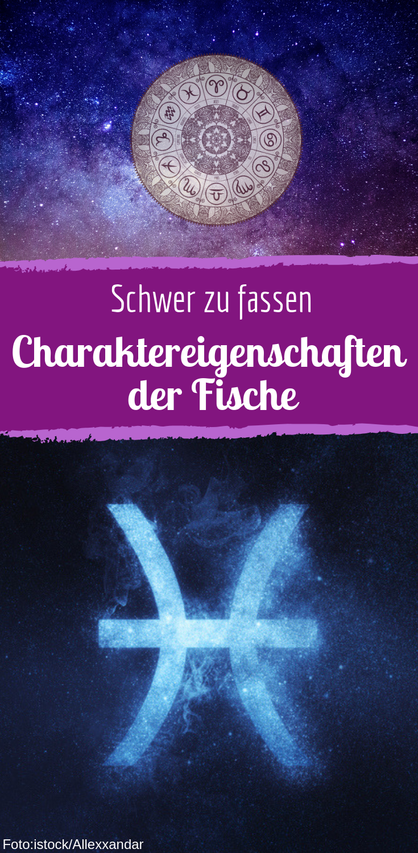 Sternzeichen Eigenschaften | Sternzeichen, Horoskop fische