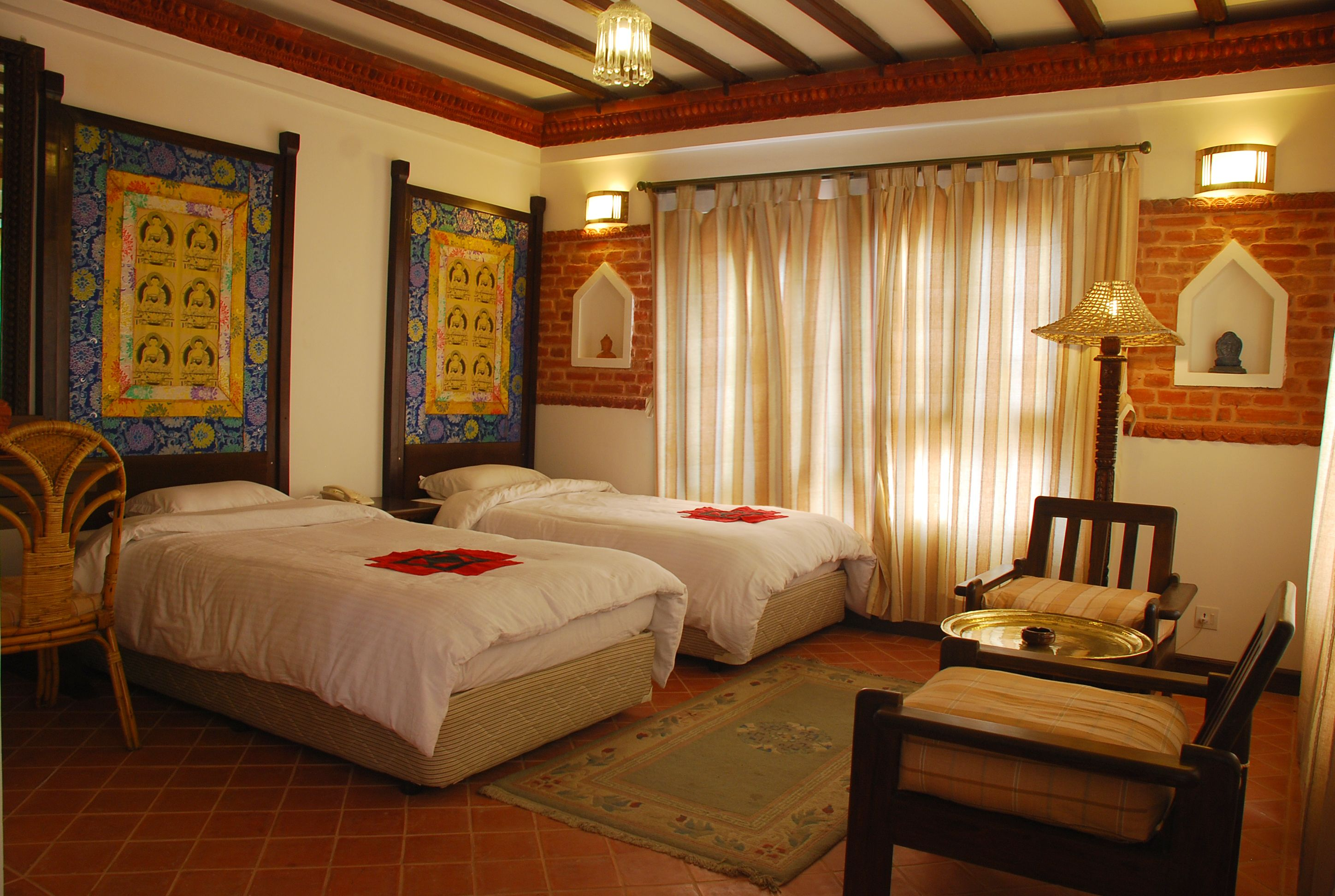 About Hotel Manaslu Nestled Amidst The Sheer Beauty And Grandeur