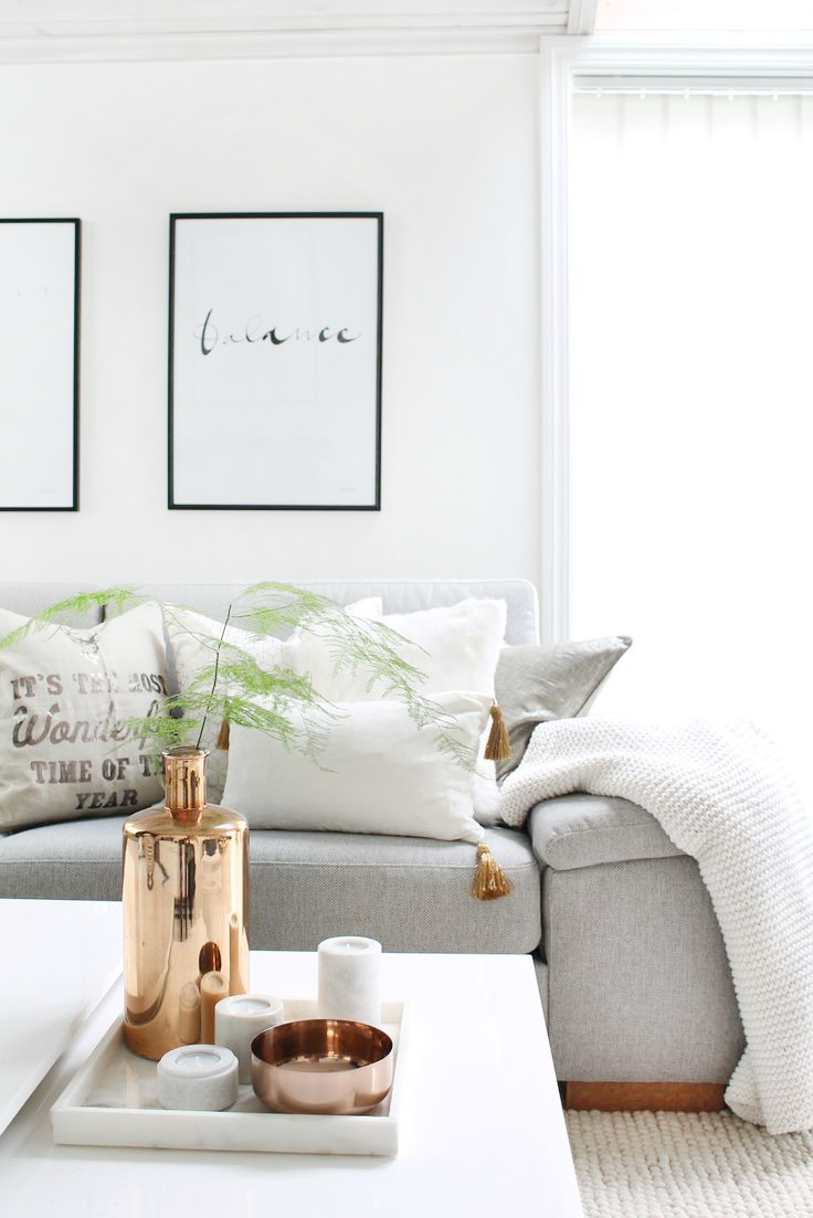 Chicdeco blog | Debunking the Myths About Decorating with White