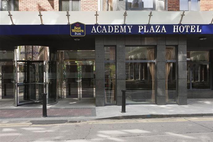 best western plus academy plaza hotel dublin compare deals fri 16 oct 2015 - Compact Hotel 2015