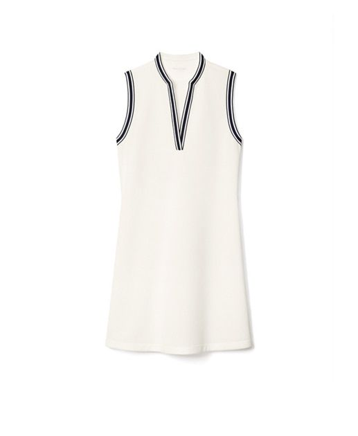 Sleeveless tennis dress Tory Sport