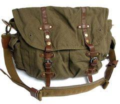 Canvas Messenger Bag For Women | BagsXpress