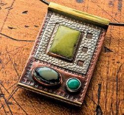 From Jewelry Maker's Field Guide: Mechanisms--Hinges, Hooks, and Other Happy Endings - Jewelry Making Daily - Blogs - Jewelry Making Daily