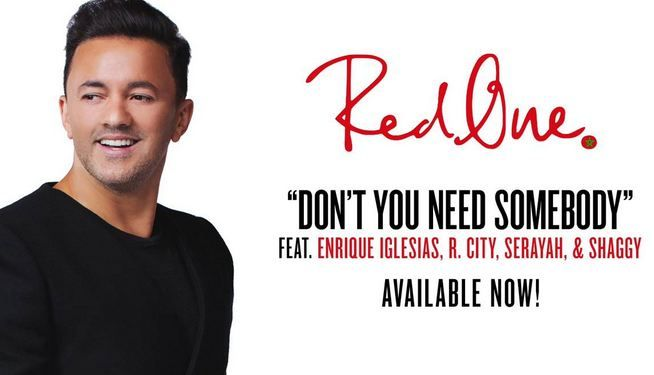 Free Mp3 Download | Don't You Need Somebody by RedOne