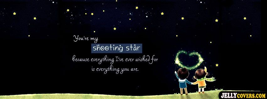 stars pictures and quotes you are shooting star facebook
