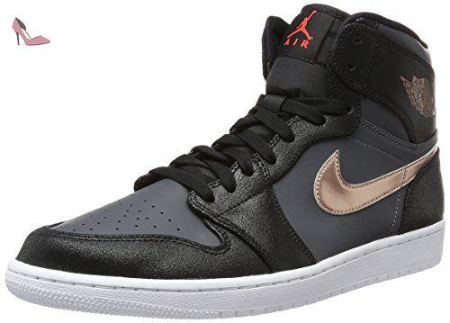 Nike Air Jordan 1 Retro High, espadrilles de basket-ball homme ...