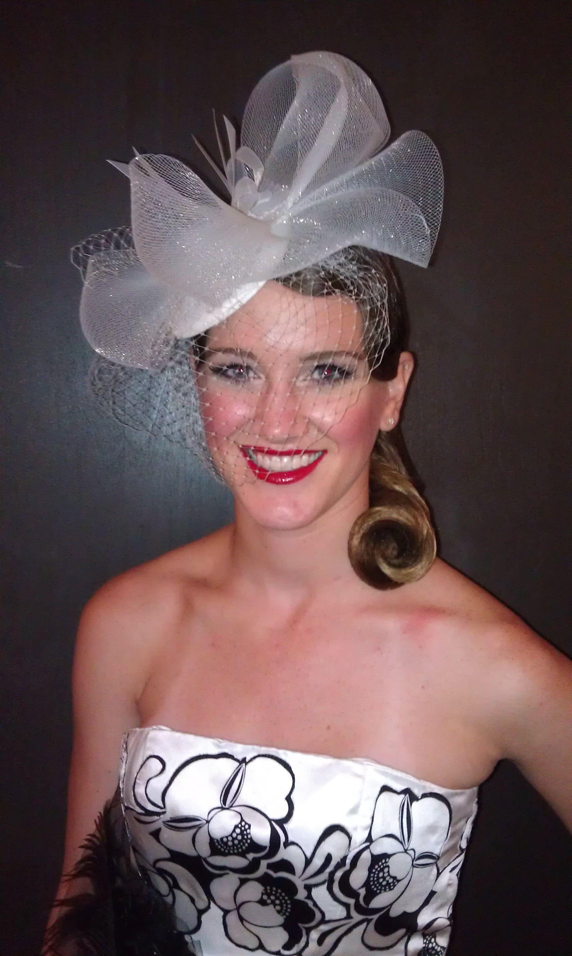 Custom wedding dress designers  Teeara Headpiece  Veils  Pinterest  Veil Headpieces and Custom