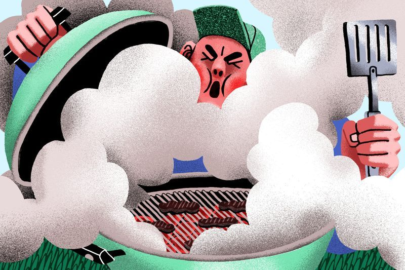Seven Things You Should Never Cook on the Grill - Bloomberg
