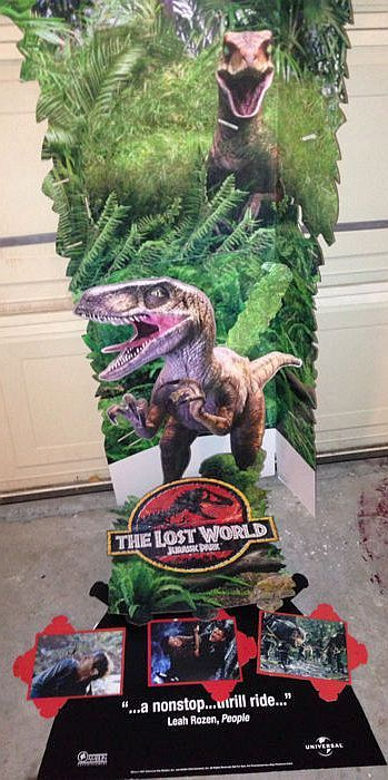 the lost world jurassic park essay I look back at a personal recollection of the lost world: jurassic park,  however, he has a very apparent dark side, and in this essay,.