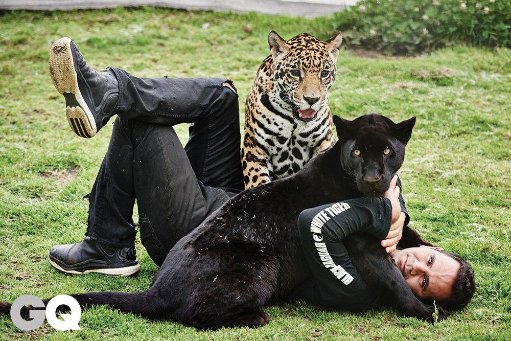Black Jaguar White Tiger | Galería de fotos 4 de 11 | GQ MX