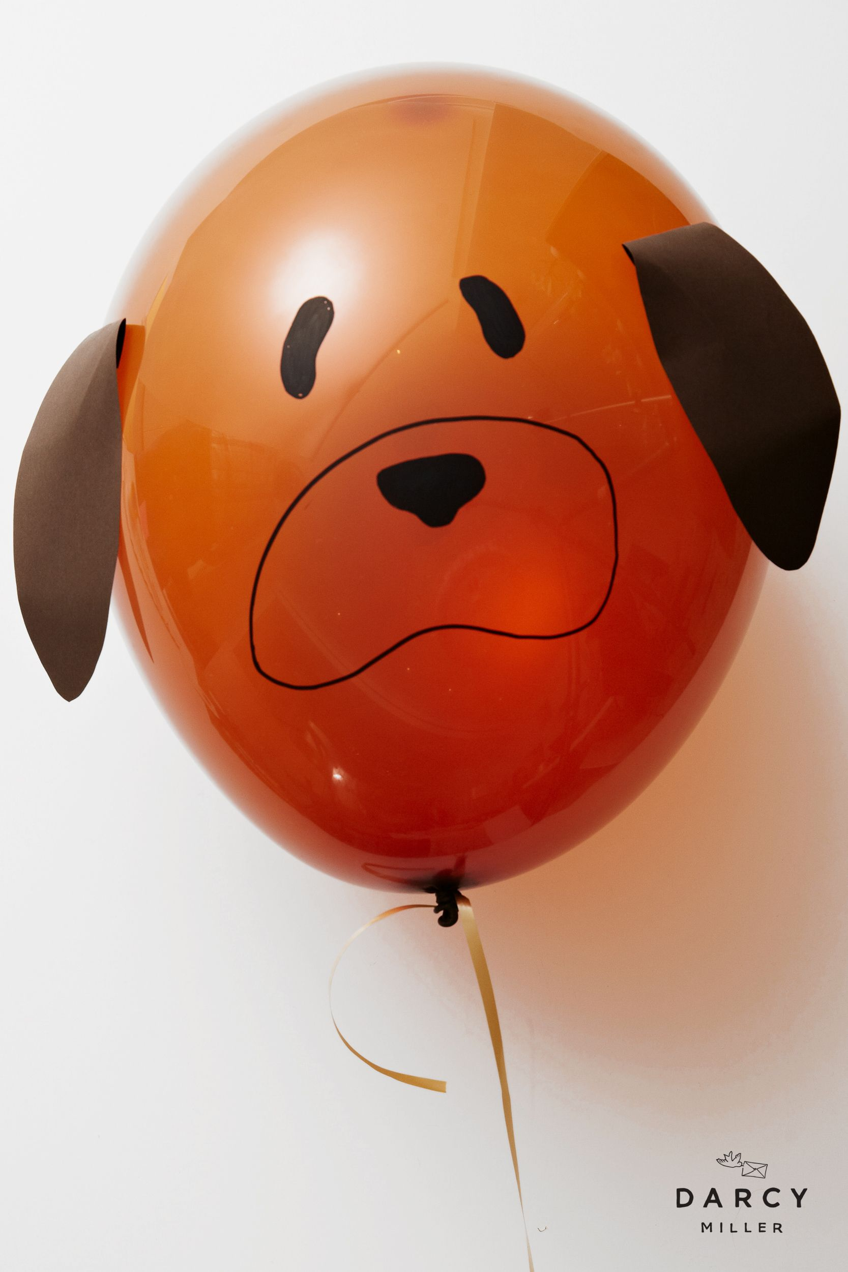 How Do I Get A Dogs Picture On A Ballon