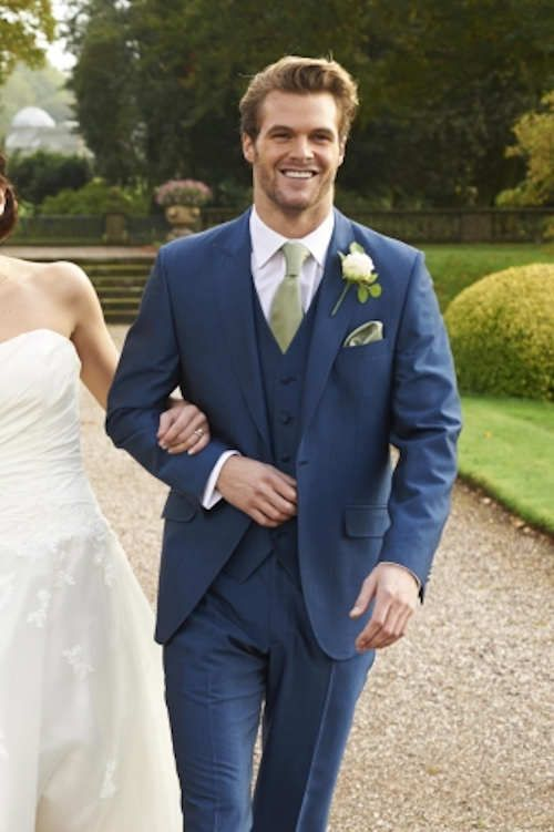 Image result for wedding suits for hire navy | Suits | Pinterest ...
