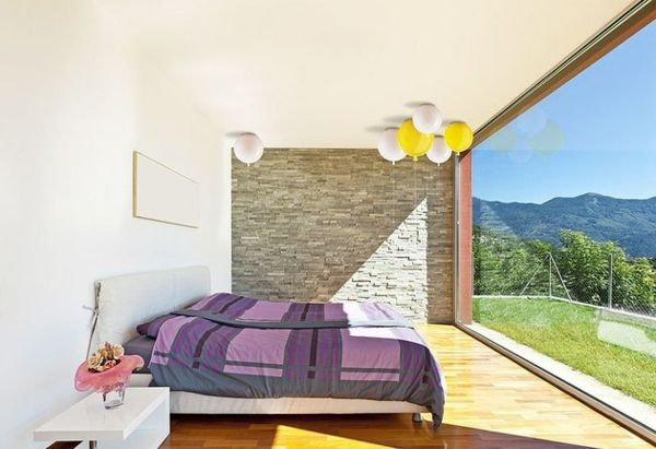 Deckenleuchte Schlafzimmer ~ Deckenleuchte helium ballon rot weiß leuchten pinterest