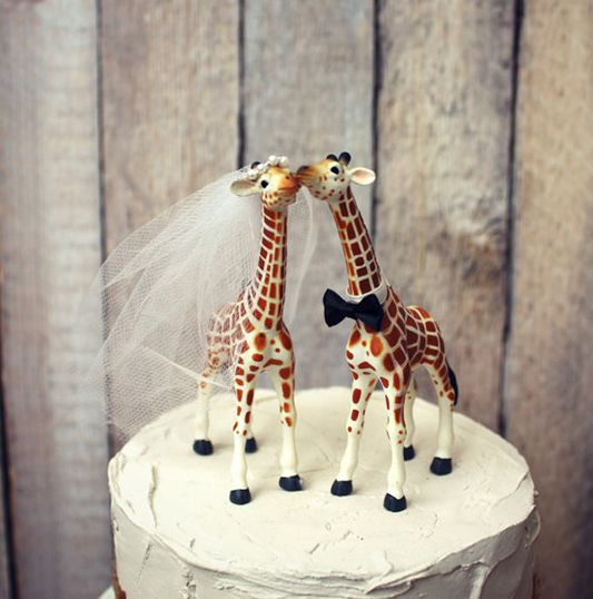 Top Ten S Smile Inducing Wedding Cake Toppers
