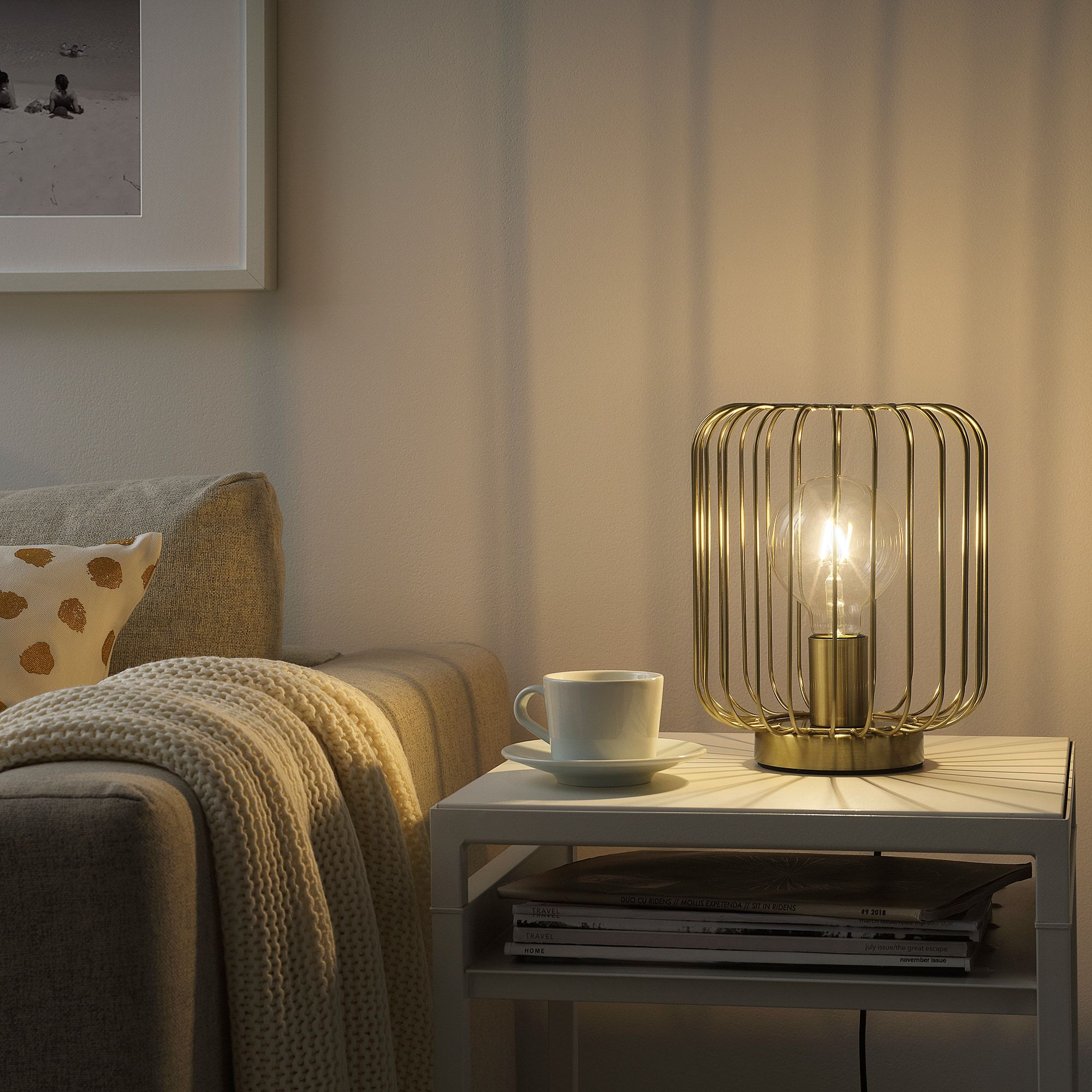 Flaggskepp Lampe De Table Laitonne Ikea Suisse In 2020 Brass Table Lamps Small Table Lamp Ikea Lamp