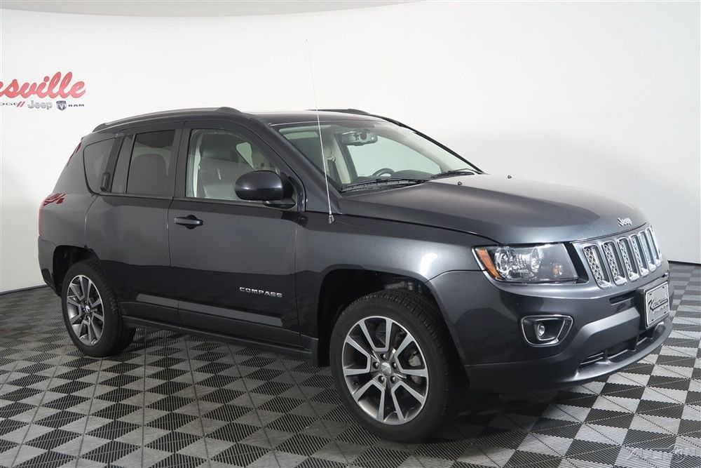 eBay Jeep Compass Limited 35695 Miles Used 2015 Jeep