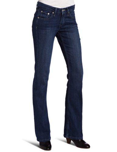 d855fb23a17 Amazon.com: Levi's Juniors 518 Superlow Boot Cut Classic Jean: Clothing