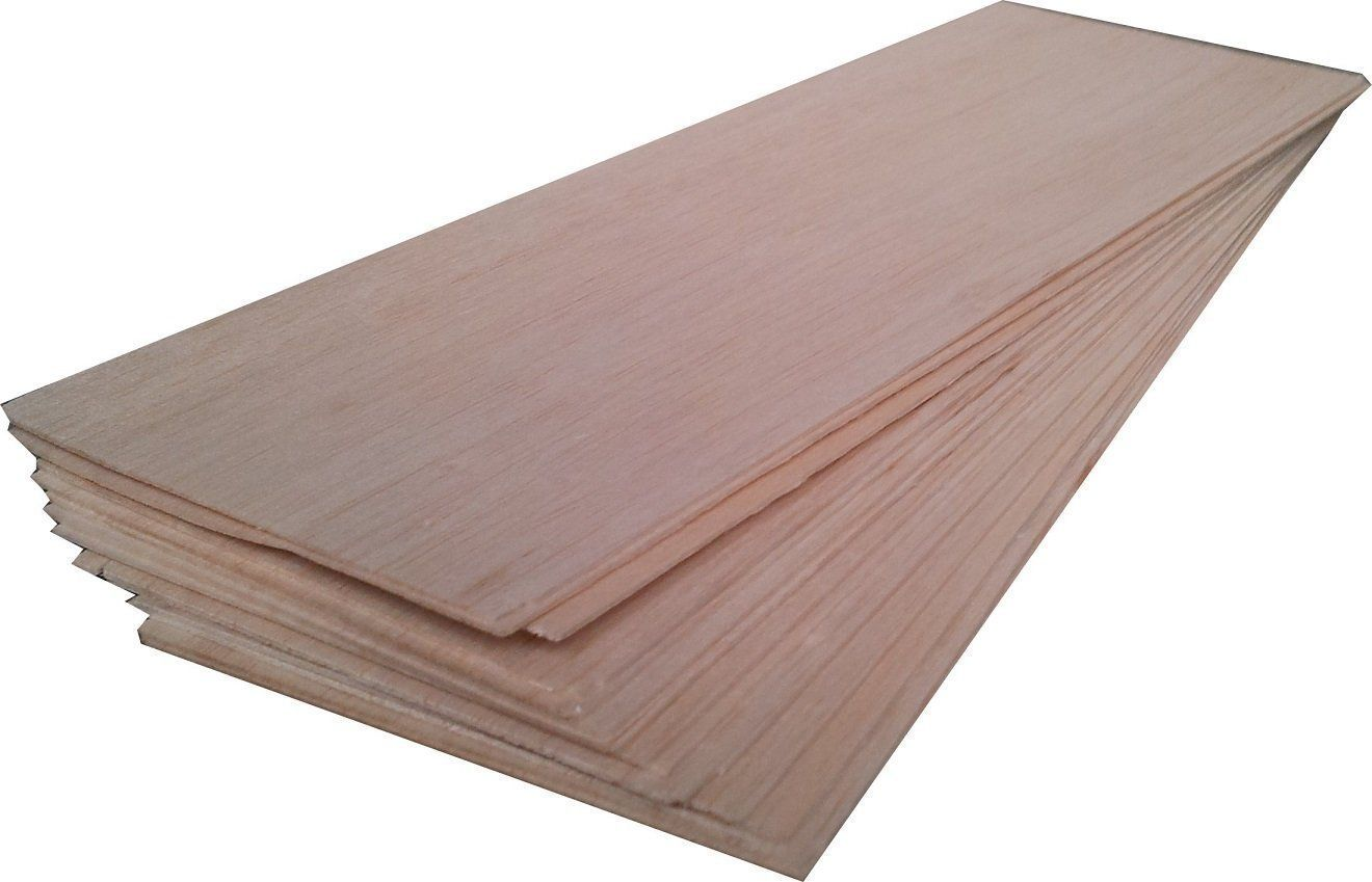 9 Laminas De Madera De Balsa Desde 1mm A 8mm Elige Tu Opci N Madera Balsa Laminas De Madera Wood Crafts