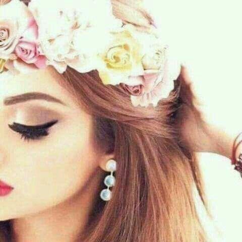 Pin By Shaik Waheeda On صور بنات Stylish Dpz Beautiful Eyes Beautiful Face