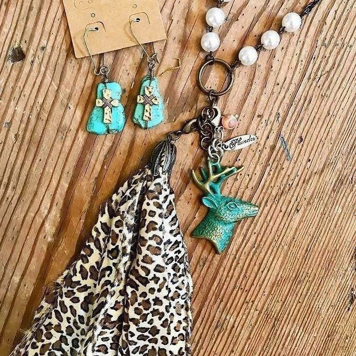 In love with this leopard combo leopard leopardprint